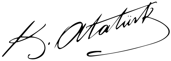Atatürk imza