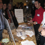 2014 TAFSUS Table at Penn Museum